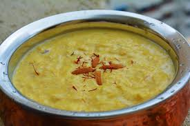 Method of preparation of Mango Kheer