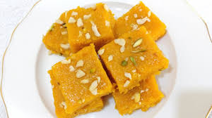 Method of preparation of Mango Barfi: